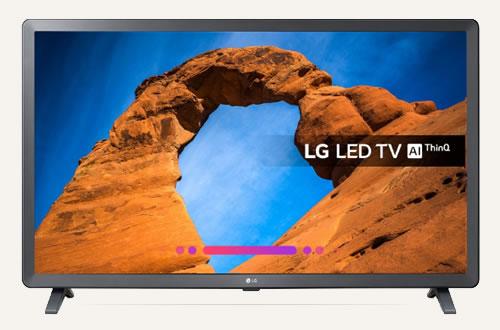 Phot of LG LK610B Smart TV