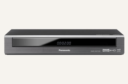 Photo of Panasonic DMP-HWT230EBK Smart Network HDD Recorder