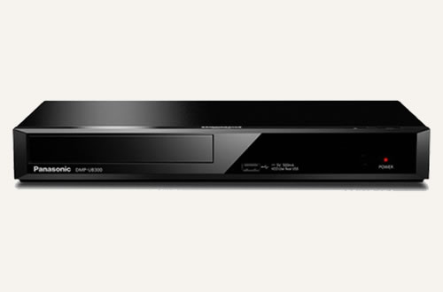 Photo of Panasonic DMP-UB300EBK 4K Blu-Ray Disc Player