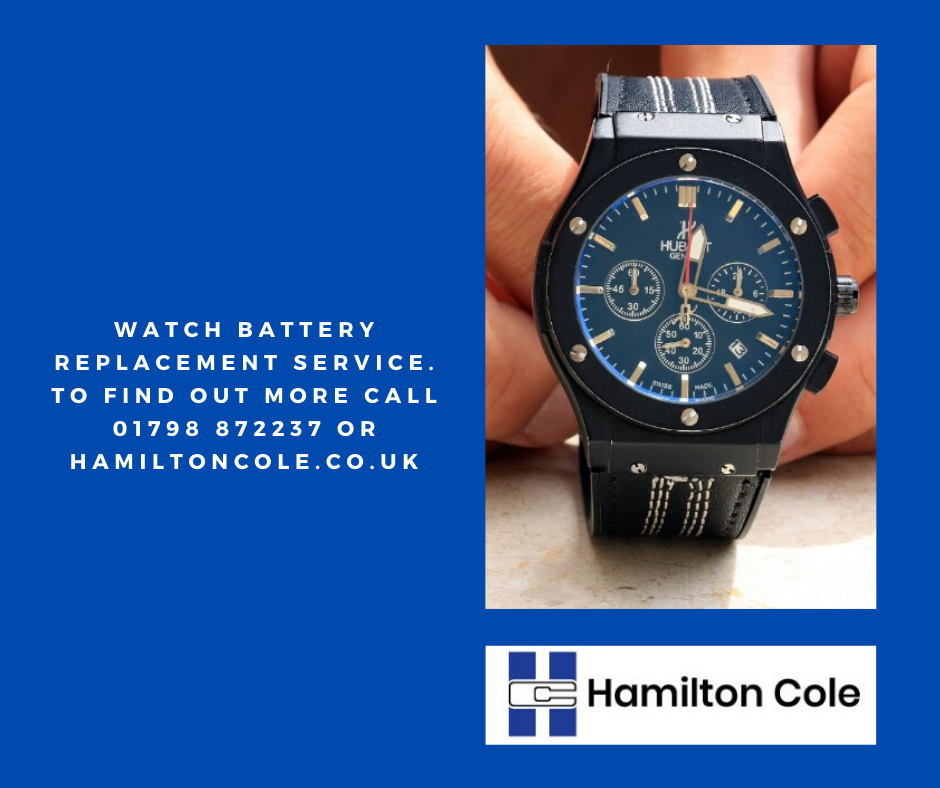 Watch battery (1)
